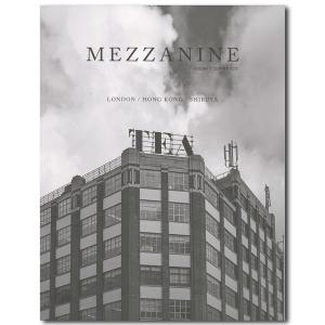 MEZZANINE VOLUME VOL.1 SUMMER ロンドン 香港 渋谷 hkt-tsutayabooks
