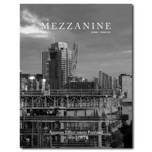 MEZZANINE VOLUME VOL.2 アマゾンエフェクト ミーツ ポートランド hkt-tsutayabooks