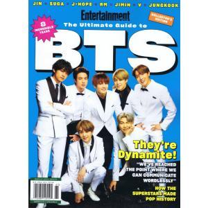 【洋書】ENTERTAINMENT WEEKLY -The Ultimate Guide to BTS- hkt-tsutayabooks