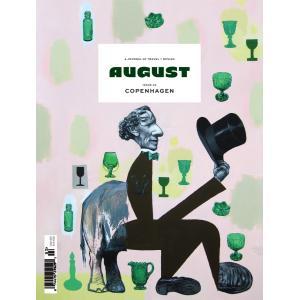【洋書】AUGUST A Journal of Travel + Design #5 hkt-tsutayabooks