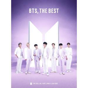 <初回限定盤 A>【2CD+1Blu-ray】THE BEST / BTS|hkt-tsutayabooks