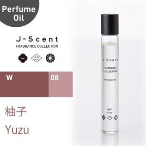 和の香水『 J-Scent ジェイセント 』パフュームオイル 柚子 / Yuzu 10ml hkt-tsutayabooks
