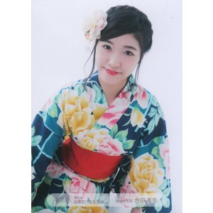 【HKT48】博多座 生写真 今田美奈 チュウ 会場限定バラ 1枚 中古