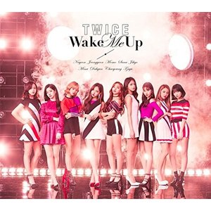 【TWICE(トゥワイス)】Wake Me Up 初回限定盤 タイプA CD+DVD ※特典無し 未再生品 中古品|hkt48haganeko01