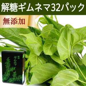 解糖ギムネマ4g×32パック ギムネマ茶 ギムネマ・シルベスタ ティーバッグ ティーパック 自然健康社|hl-labo