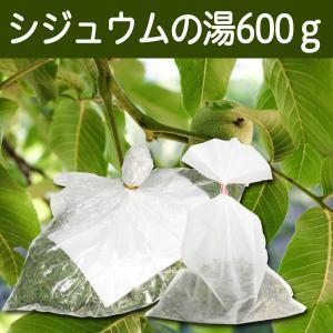 シジュウムの湯600g グアバ グァバ シジウム 乾燥 葉 入浴用 不織布付き hl-labo
