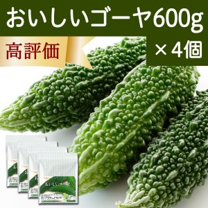 おいしいゴーヤ600g×4個 粉末 沖縄産使用 サプリメント 黒糖配合|hl-labo