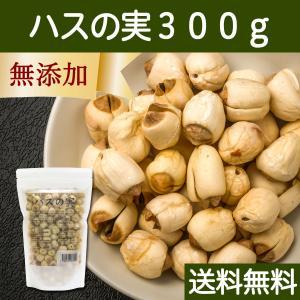 ハスの実300g 蓮の実 はすの実 蓮肉 ハス肉 アルカロイド 薬膳茶の材料にも 送料無料