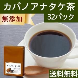 送料無料 カバノアナタケ茶5g×32パック チャーガ茶 チャガティー かばのあなたけ あな菌 無添加 きのこ ティーバッグ ティーパック 自然健康社|hl-labo