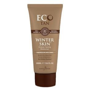 【限定クーポン】EcoTan エコタン ウィンタースキンローション 200ml hl1