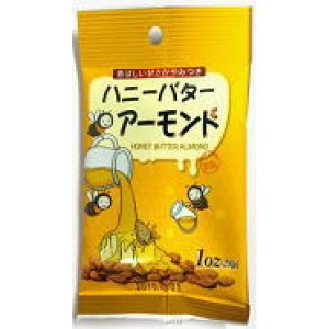 【限定クーポン】ハニーバターアーモンド 28g×12袋|hl1