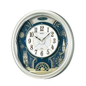 直送品 代引き不可 SEIKO セイコークロック 電波クロック 掛時計 からくり時計 ウエーブシンフォニー RE561Hご注文後2〜3営業日後の出荷となります|hl1