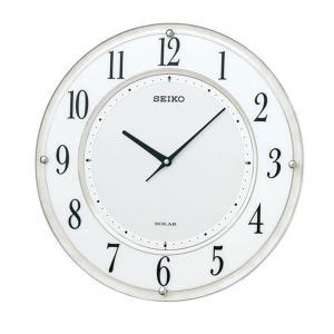 直送品 代引き不可 SEIKO セイコークロック 電波クロック 掛時計 ソーラープラス 薄型タイプ SF506Wご注文後2〜3営業日後の出荷となります|hl1