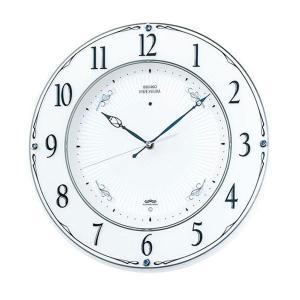 直送品 代引き不可 SEIKO セイコークロック 電波クロック 掛時計 スタンダード LS230Wご注文後2〜3営業日後の出荷となります|hl1