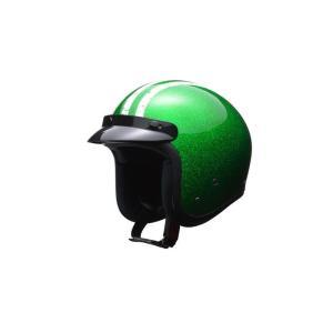 規格SG(全排気量対応)を取得し、大型バイクにも対応したスモールジェット。内装の着脱が可能なので洗え...