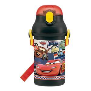 直送品 代引き不可 pos.410697 カーズ Cars ディズニー プラ製ストローボトル PSB...