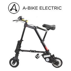 直送品 代引き不可 AI−484 A−bike electric 電動アシスト(前輪ノーパンク、後輪チューブ)|hl1