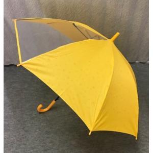 【限定クーポン】代引き不可 再帰反射イルミナイト 子供用傘×8本セット hl1