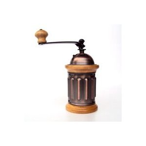 【カリタ・手挽きコーヒーミル コーヒーミルKH-5】アンティークなデザインが大人気♪手挽きコーヒーミ...