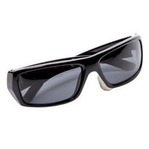 【限定クーポン】ポラライトHDサングラス ブラック|hl1
