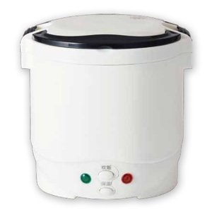 【限定クーポン】自動車・船舶用DC炊飯器 タケルくん DC12V専用 JPN-JR001|hl1|02