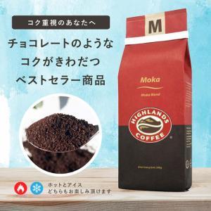 ベトナムコーヒー コーヒー 珈琲 粉末 HIGHLANDS COFFEE(ハイランズコーヒー) ブレンド モカブレンド(M)|hlc23