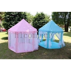 テント超可愛いお姫様のお城楽しい秘密基地仲間たちと楽しいキャンプゲーム用のテントおしゃれテント全2色
