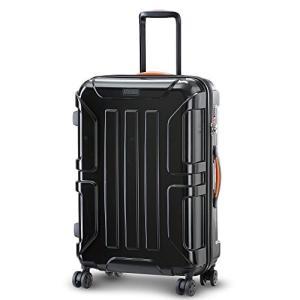 LUSHBERRY スーツケース 大型 人気 鏡面 アルミフレーム 超軽量 可愛い キャリーケース ...