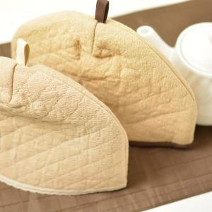 h.m.cオリジナル 紅茶染めティーコジー Lサイズ hmcstore
