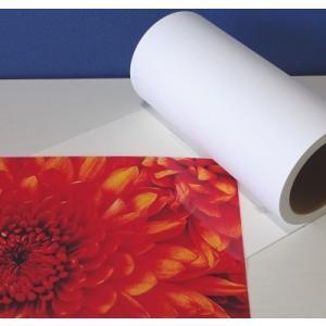 【屋外】徳用 水性インクジェット対応マット白カッティング用シート42cm幅×20m(顔料・染料兼用) hmfshop