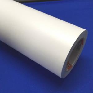 屋外3〜4年耐候性 つや消し白50cm幅×20m巻き|hmfshop