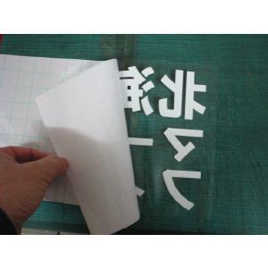 D102中粘着転写シート  20cm幅×10m巻|hmfshop|03