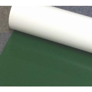 【ラバープリントシート】一枚=20cm幅×63cmグリーン|hmfshop