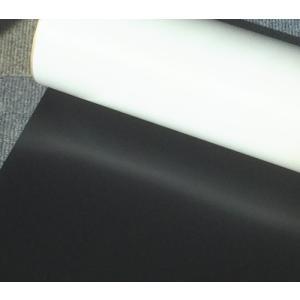 【ラバープリントシート】一枚=20cm幅×63cmブラック|hmfshop