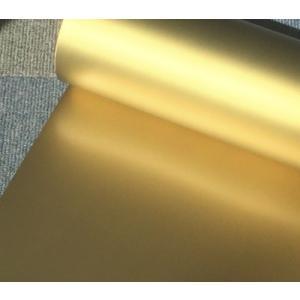 【ラバープリントシート】一枚=20cm幅×63cmゴールド|hmfshop