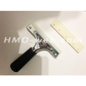 パワースキージー6インチ 交換用ブレード付き ガラスフィルム貼り用プロスキージ hmo-web