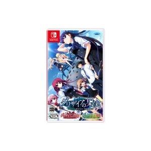 Game Soft (Nintendo Switch) / グリザイアの果実・迷宮・楽園 フルパッケージ  〔GAME〕|hmv