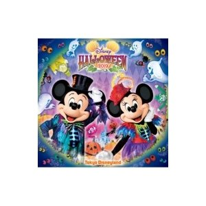 Disney / 東京ディズニーランド(R) ディズニー・ハロウィーン2019 国内盤 〔CD〕