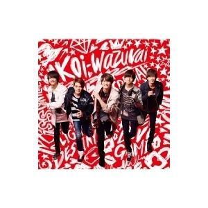 King & Prince / koi-wazurai 【初回限定盤A】(+DVD)  〔CD Maxi〕