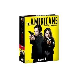 ジ・アメリカンズ 極秘潜入スパイ シーズン1 <SEASONSコンパクト・ボックス>  〔DVD〕|hmv