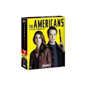 ジ・アメリカンズ 極秘潜入スパイ シーズン2 <SEASONSコンパクト・ボックス>  〔DVD〕|hmv