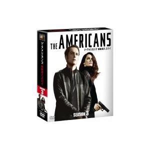 ジ・アメリカンズ 極秘潜入スパイ シーズン3 <SEASONSコンパクト・ボックス>  〔DVD〕|hmv