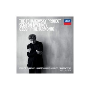 Tchaikovsky チャイコフスキー / 交響曲全集、マンフレッド交響曲、ピアノ協奏曲全集、他 セミョン・ビシュコ hmv