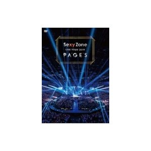 Sexy Zone / Sexy Zone LIVE TOUR 2019 PAGES  〔DVD〕