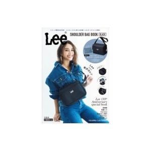 Lee SHOULDER BAG BOOK BLACK / ブランドムック   〔ムック〕