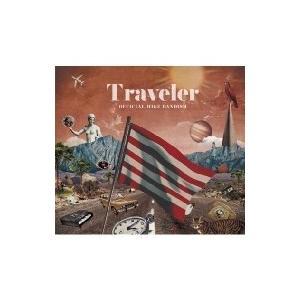 Official髭男dism / Traveler 【初回限定盤 LIVE DVD盤】  〔CD〕|hmv
