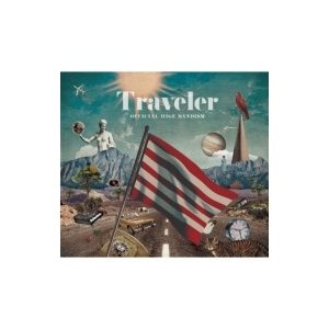 Official髭男dism / Traveler  〔CD〕 hmv