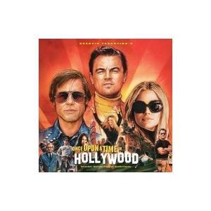 ワンス・アポン・ア・タイム・イン・ハリウッド / Quentin Tarantino's Once Upon a Time in Hollywood Soundtrack 輸入盤 〔CD〕