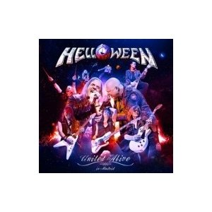 Helloween ハロウィン / United Alive In Madrid (3CD) 国内盤 〔CD〕
