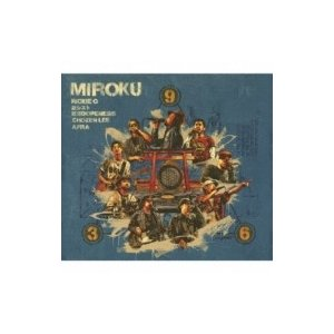 Rickie-G リッキージー / MIROKU E.P.  〔CD〕